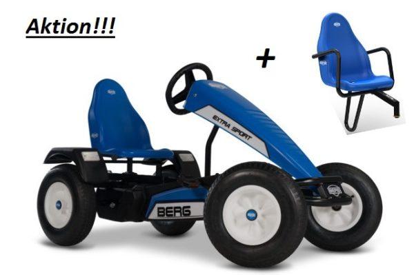 Berg Gokart Extra Sport BFR inkl. Soziussitz