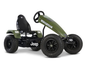 Jeep Revolution pedal-Gokart