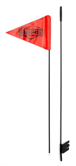 BERG Fahne für BERG Buddy