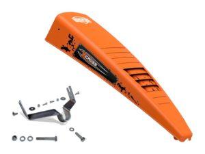 Berg Gokart Ersatzteil Frontspoiler orange X-Cross