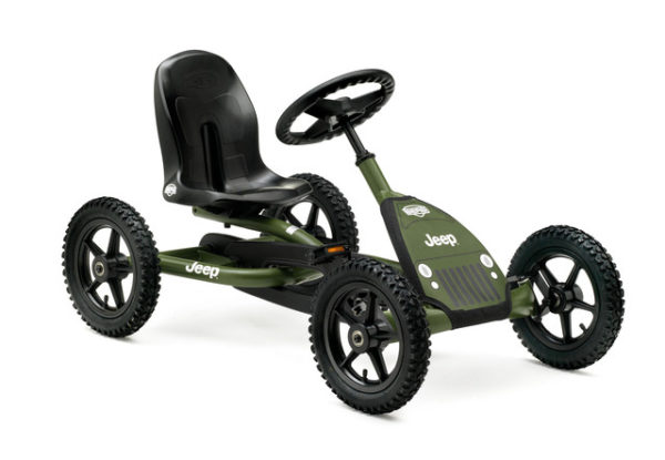 Berg Jeep Junior Buddy pedal-Gokart