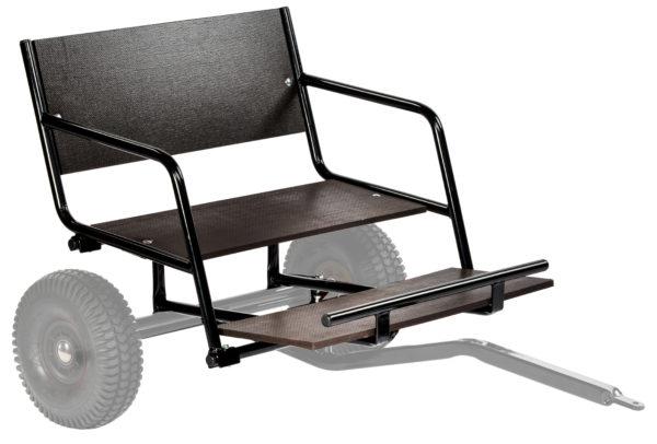 DINO CARS Zweisitzer Anhänger